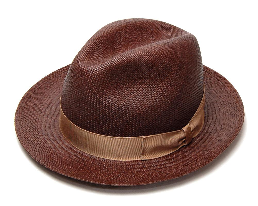 Borsalinoパナマ中折れ帽140228