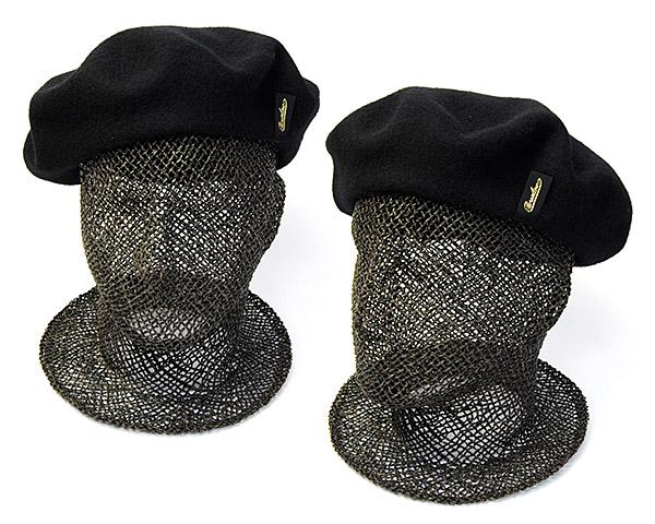ボルサリーノウールフエルトベレー帽