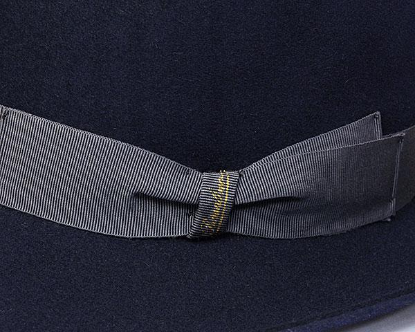 Borsalino(ボルサリーノ)ラビットファーフェルトソフト帽