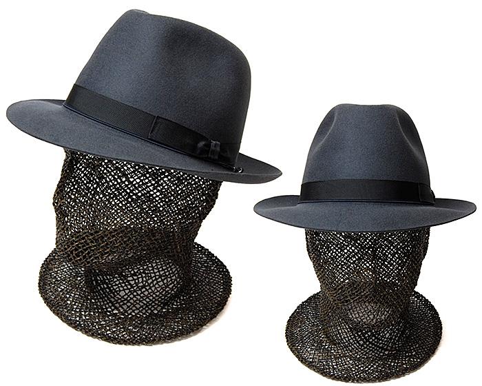 Borsalino(ボルサリーノ)フエルトソフト帽