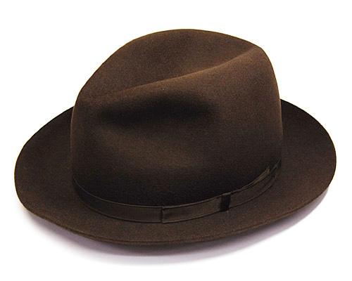 Borsalinoファーフエルトソフト帽