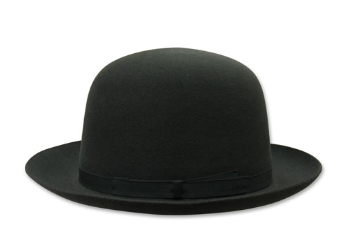ボルサリーノファーフエルト中折れ帽