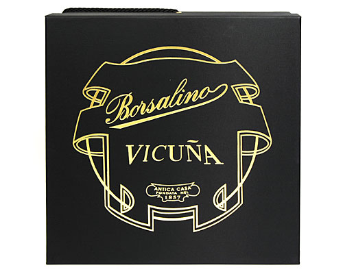 Borsalino(ボルサリーノ)ビキューナフエルトソフト帽