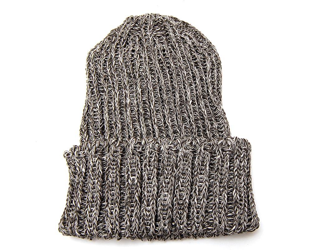 コットンニット帽
