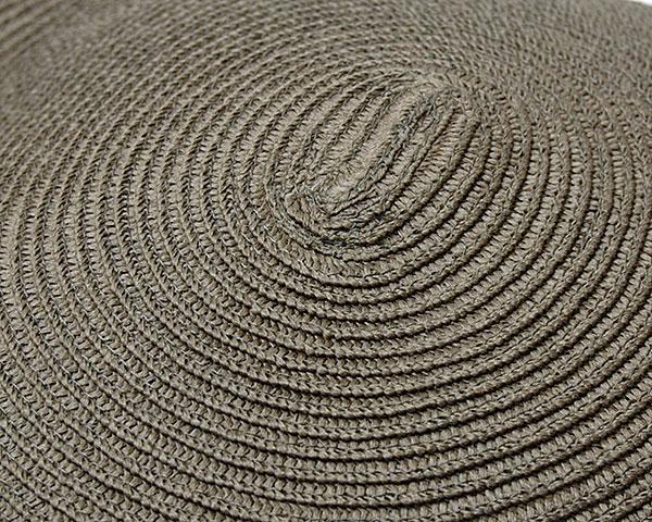 cableamiコットンブレードベレー帽