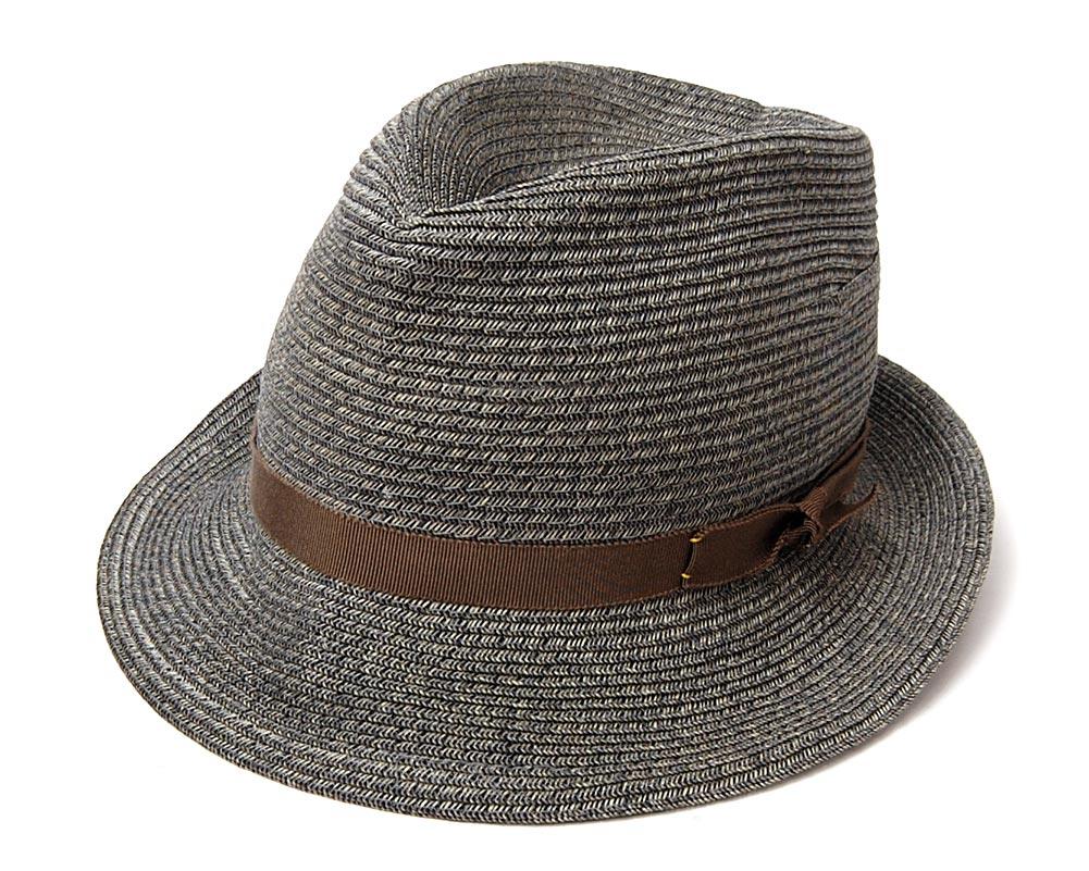 chisakiペーパーブレード中折れ帽saryu帽