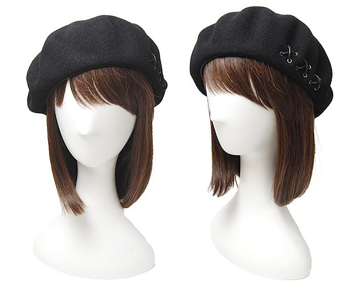DON PARISウールフエルトベレー帽(BERET BASUQUE)