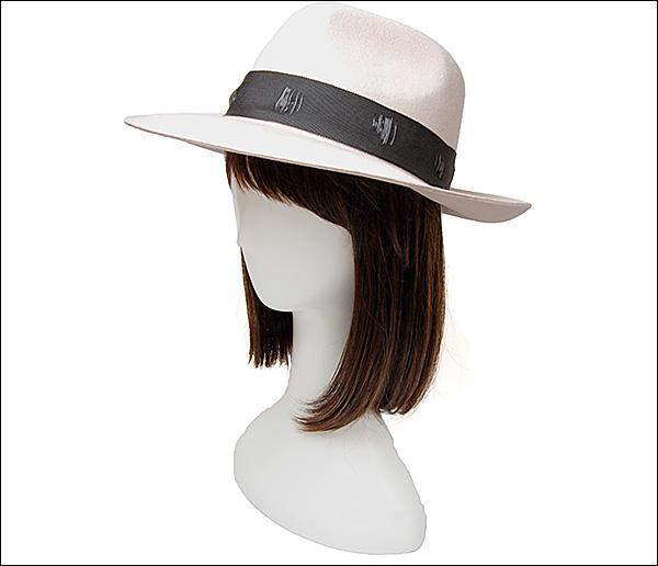 DON PARISウールフエルト中折れ帽(HENRI)