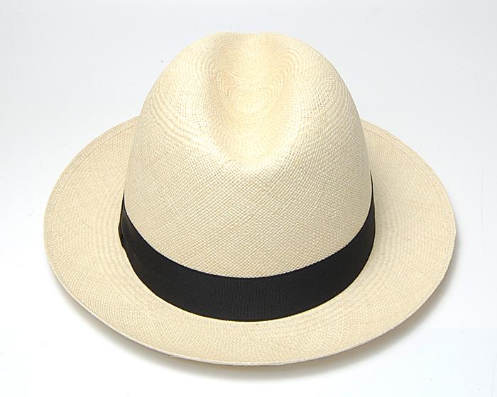 JamesLock パナマ中折れ帽