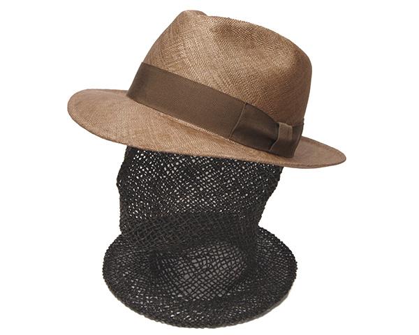 DRAGON HATシゾール中折れ帽