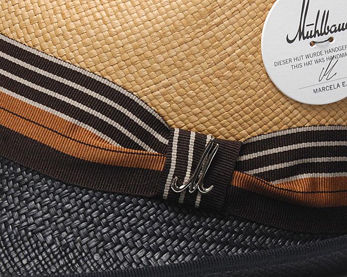 ミュールバウアーパナマ帽
