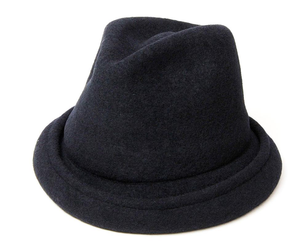 "Retter(レッター)""ウール中折れ帽SOFT BASQUEHAT"